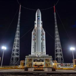 Ariane 6 - Base di lancio spaziale - Nuova Guinea