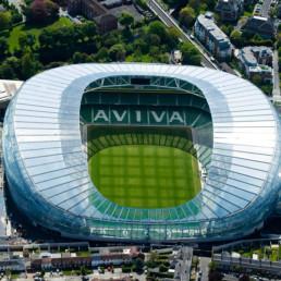 Aviva Stadium, Dublino - IE