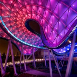 Disneyland TRON Coaster - USA