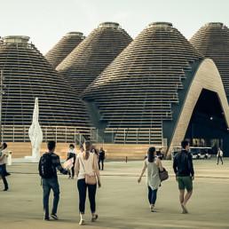 EXPO Pavilion Zero, Milan - Italy