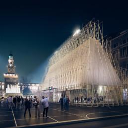 Info Point Expo, Milano - Italia