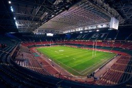 Millennium Stadium, Cardiff - UK