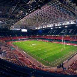 Millennium Stadium Cardiff - UK
