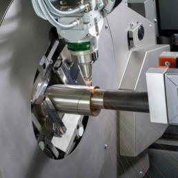 tubolare lavorato laser
