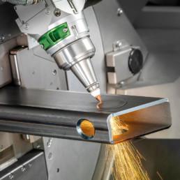 taglio laser 3d