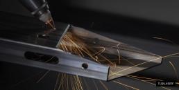 Lavorazione metalli con il taglio laser